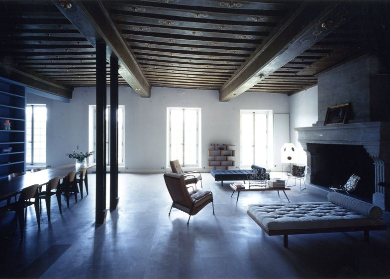 where architects live exhibition_massimiliano and doriana fuksas @ salone del mobile 2014, milan
