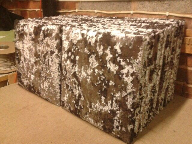 Wall Tiles In Lustro Flint Padded Wall Tiles Diy