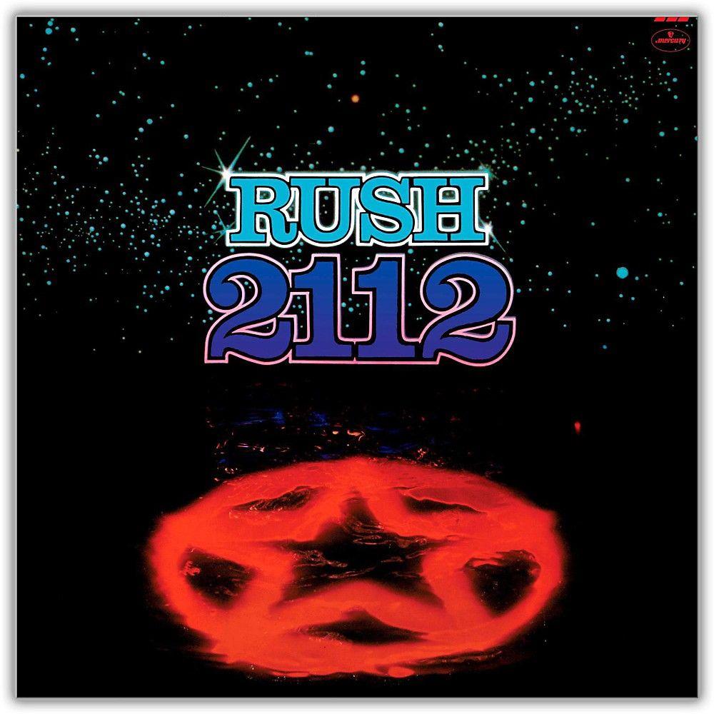Universal Music Group Rush 2112 Vinyl Lp Rush Albums