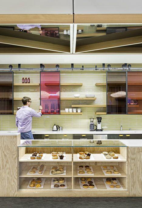 dezeen cisco offices studio. Cisco Offices Studio. By Studio O+a Features Wooden Meeting Pavilions | Dezeen F