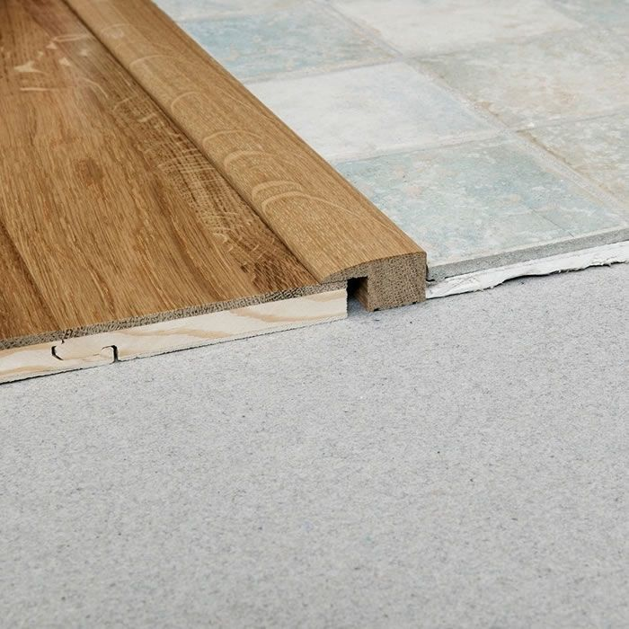 Kahrs Solid Wood Edge Trim 21x38x2400mm Floor Edging Wood