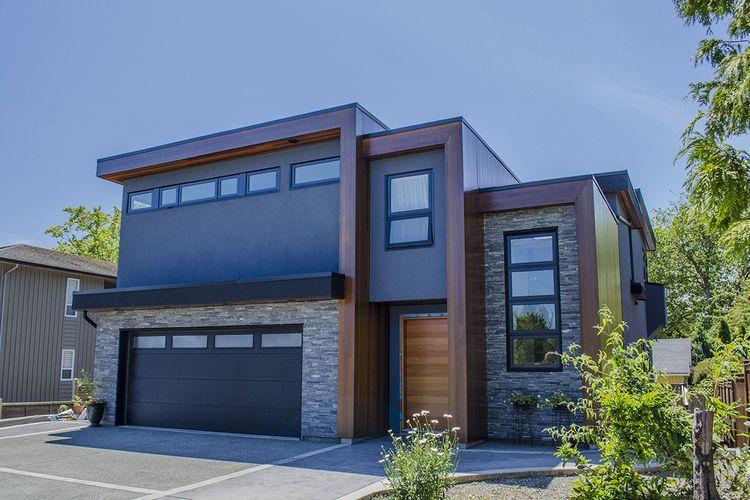 Ways To Incorporate Stone Into Modern Home Design Minecraft