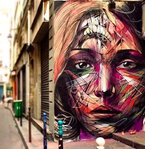 by Hopare - Paris, France - September, 2014 (LP)