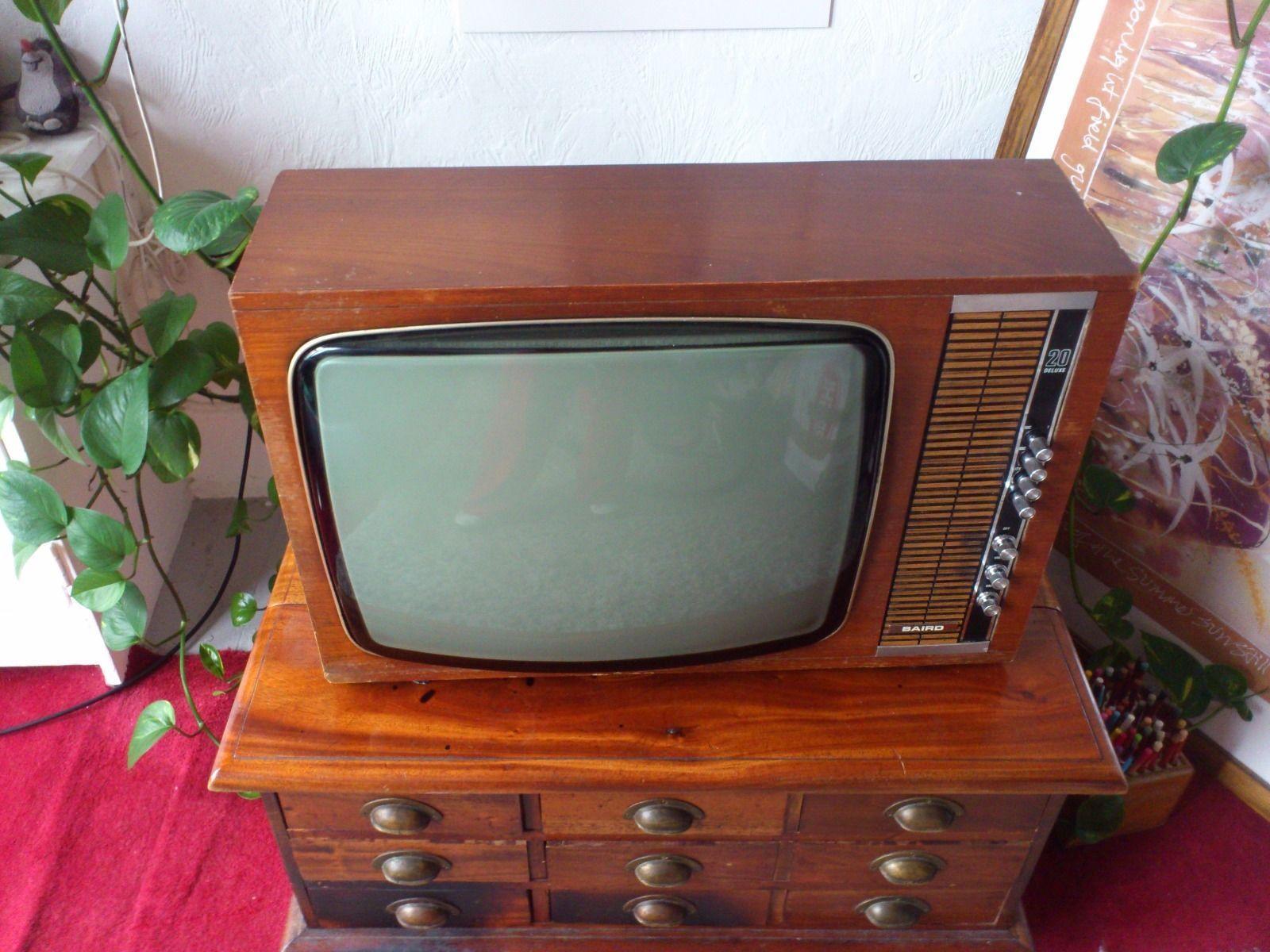 Fernseher Geschichte