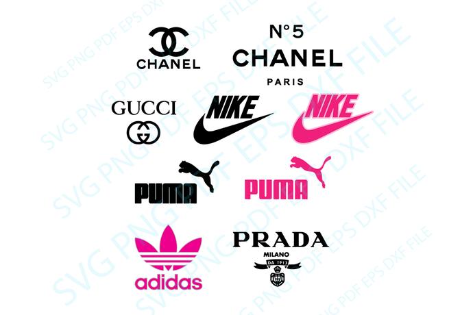 Logo Chanel Svg Logo Nike Svg Logo Puma Svg By Lucystore On Zibbet Svg Svg Free Files Silhouette Designer Edition