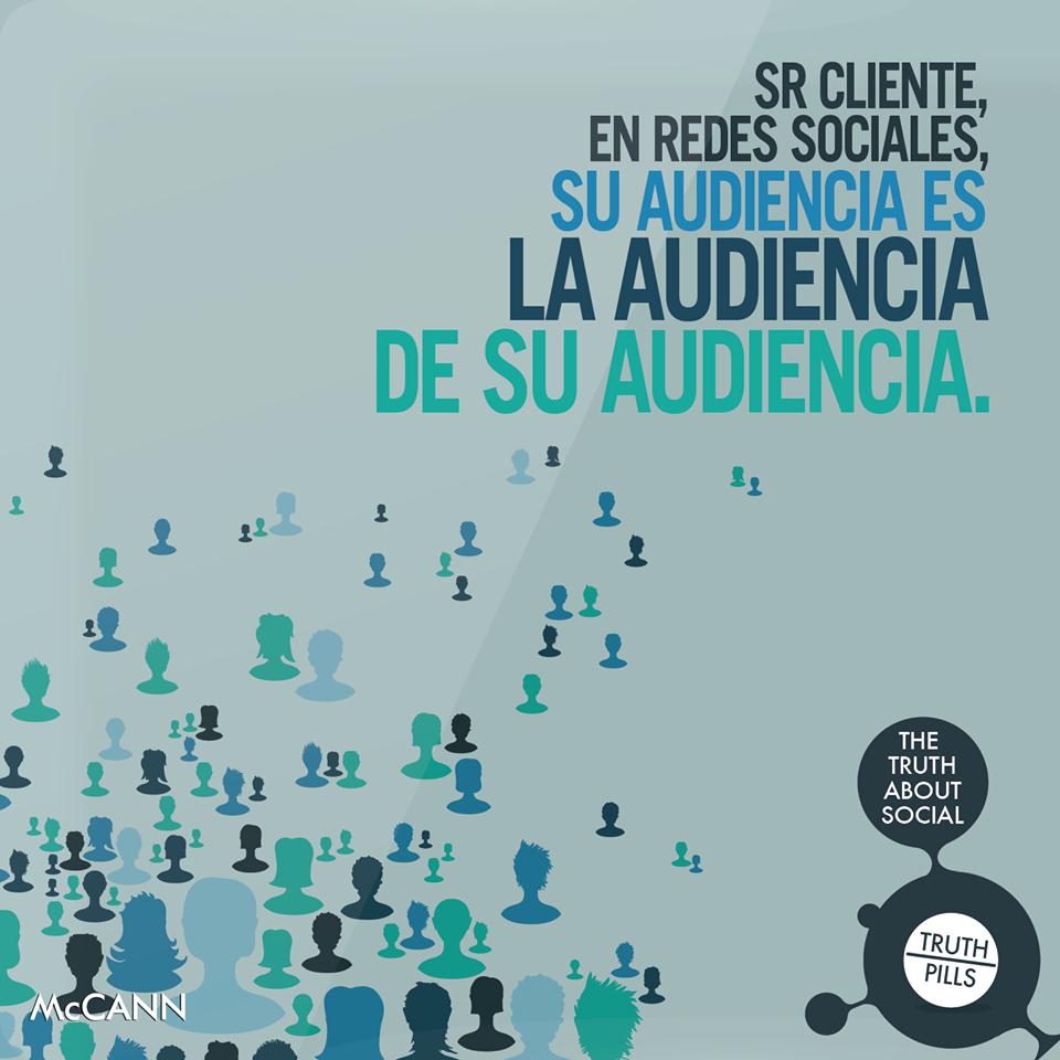 Audiencia y #RedesSociales
