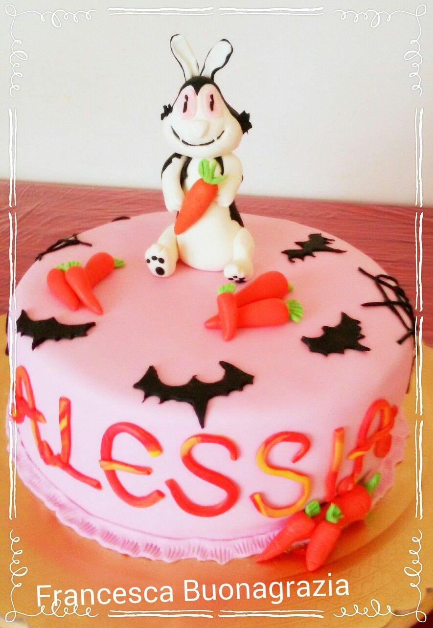 Bunnicula cake | Cakes | Pinterest | Cake and Cake designs