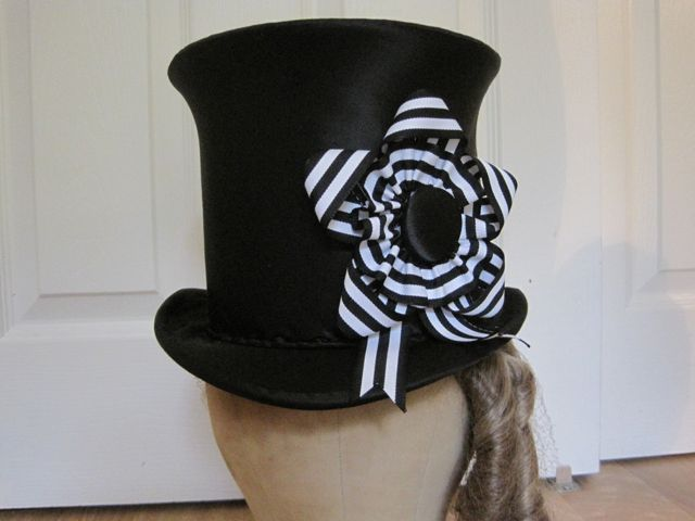 Flared Top hat made for my sweet Zoe 2011