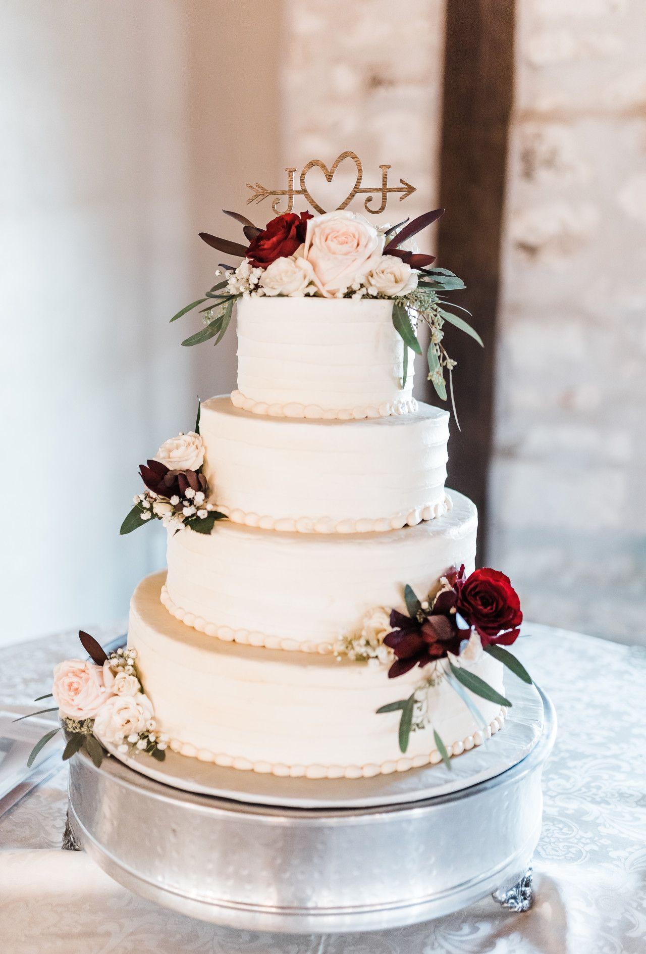 Bohemian Wedding Cake Maroon Blush Pink Wedding Cake 2018 Wedding Cake Trends Maro Wedding Cakes Maroon Burgundy Wedding Cake Blush Pink Wedding Cake