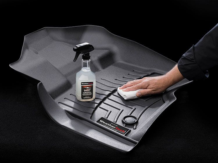 How to Clean WeatherTech Mats WeatherTech in 2020 (With