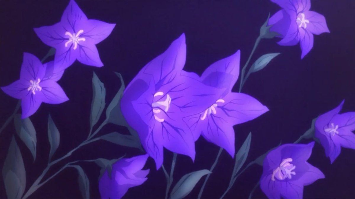 Anime flower (With images) Anime flower, Anime wallpaper