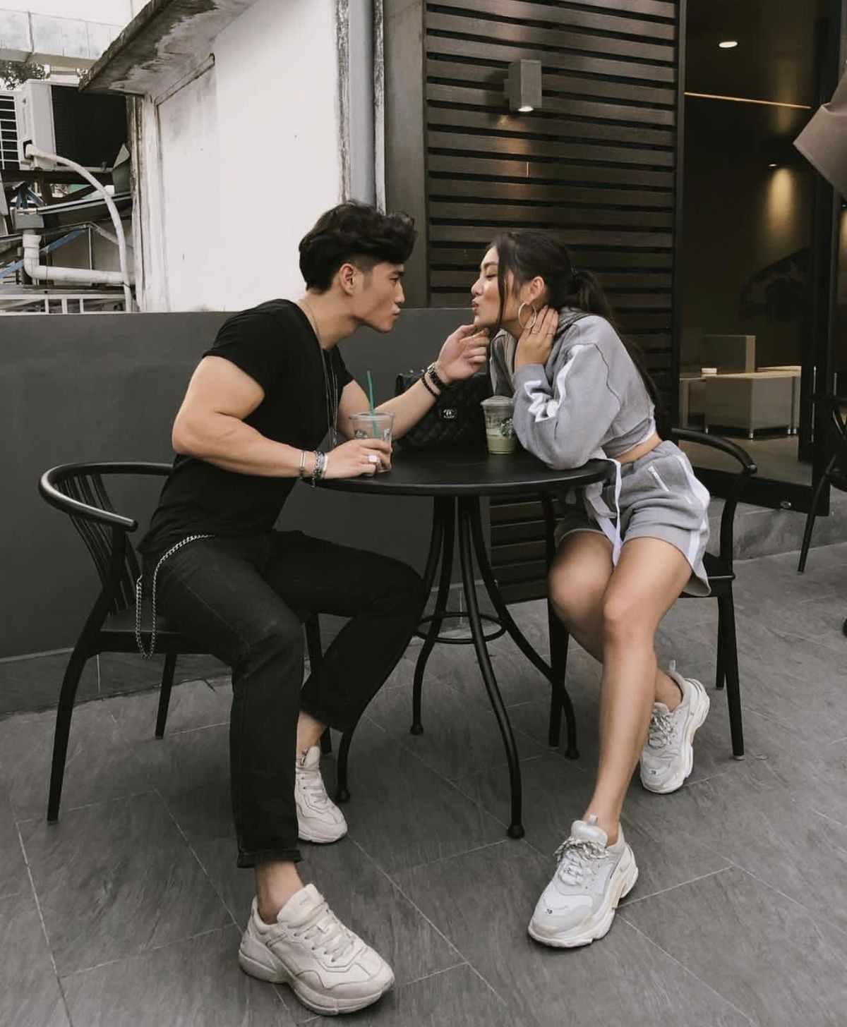 Pin By Erika Lal On Goals Couples Asian Korean Couple Ulzzang