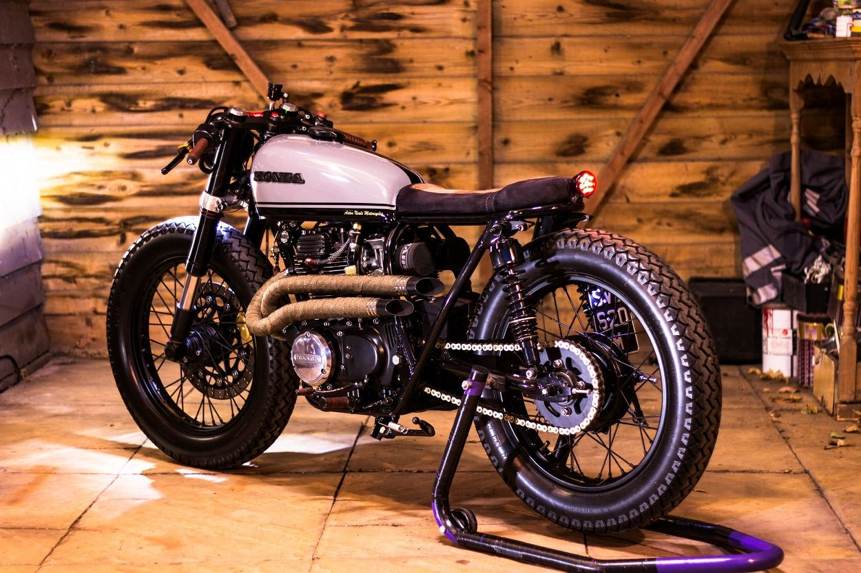 Honda Cb360 Cafe Racer By Aston Neale Motorcycles Cafe Racer Design Cafe Racer Vintage Cafe Racer [ 833 x 1250 Pixel ]
