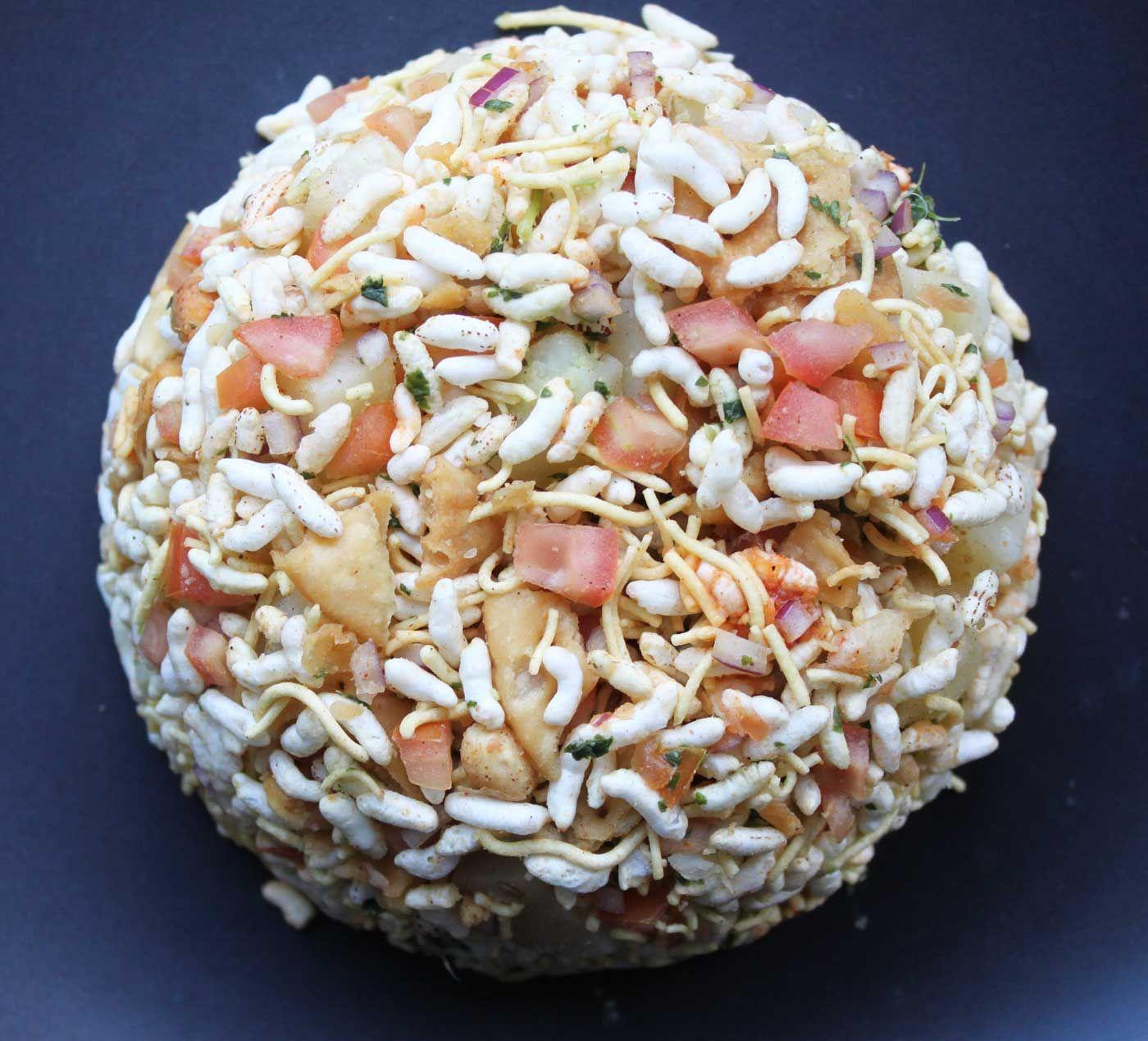 Indian bhel puri recipe korean appetizers cereal