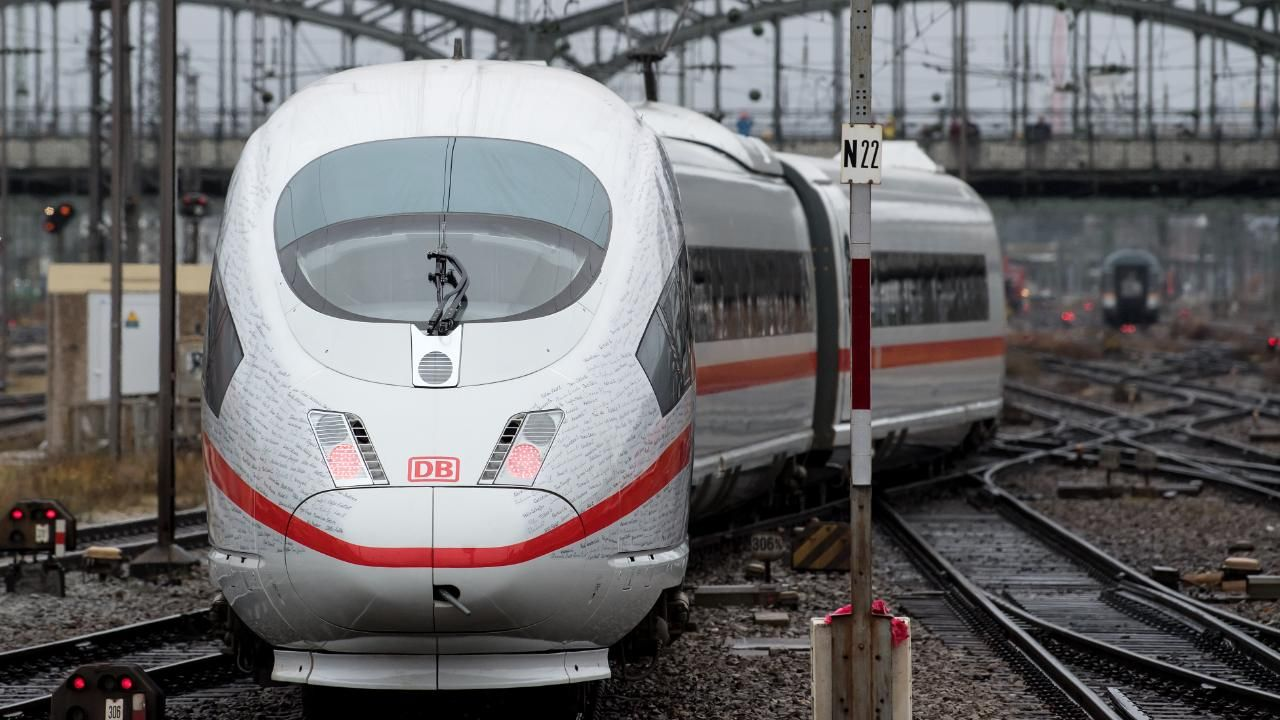 Deutsche Bahn verlangt vom Bund das Doppelte 7 Mrd. Euro