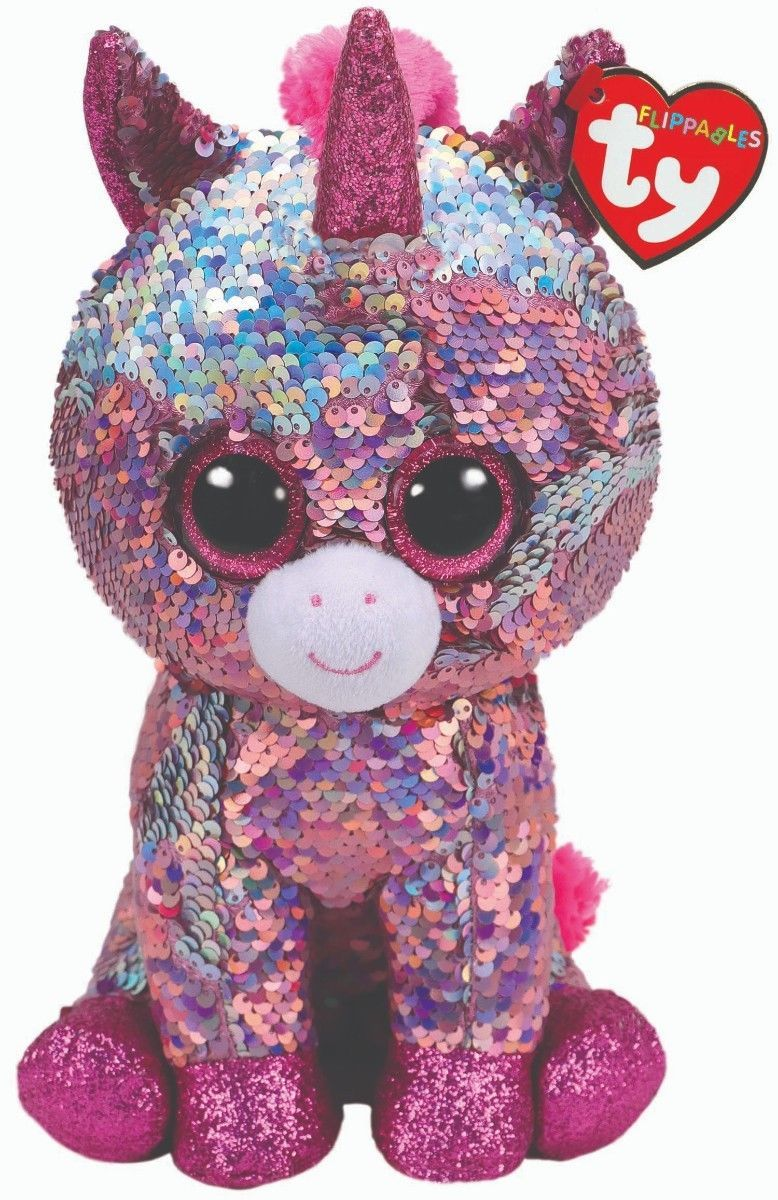 Beanbag Plush 49019  Ty Sequins Flippables Beanie Boos 6 Sparkle Mwmt 2018  -  BUY IT NOW ONLY   20 on  eBay  beanbag  plush  sequins  flippables   beanie   ... 2885c46096ce