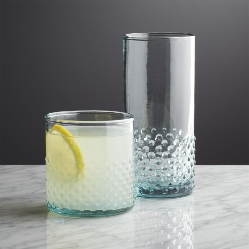Lagos Double Old Fashioned Glass Old Fashioned Glass Glass Crate And Barrel