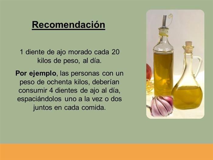 Ajo Y Aceite De Oliva Una Excelente Terapia Natural Salud
