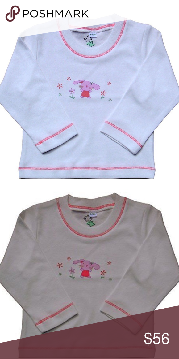 14pc Wholesale LOT Organic Long Sleeve Baby Tops ALL TOPS