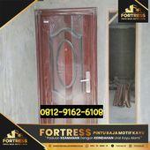 0812-9162-6105 (FOTRESS), how to make steel doors …- 0812-…