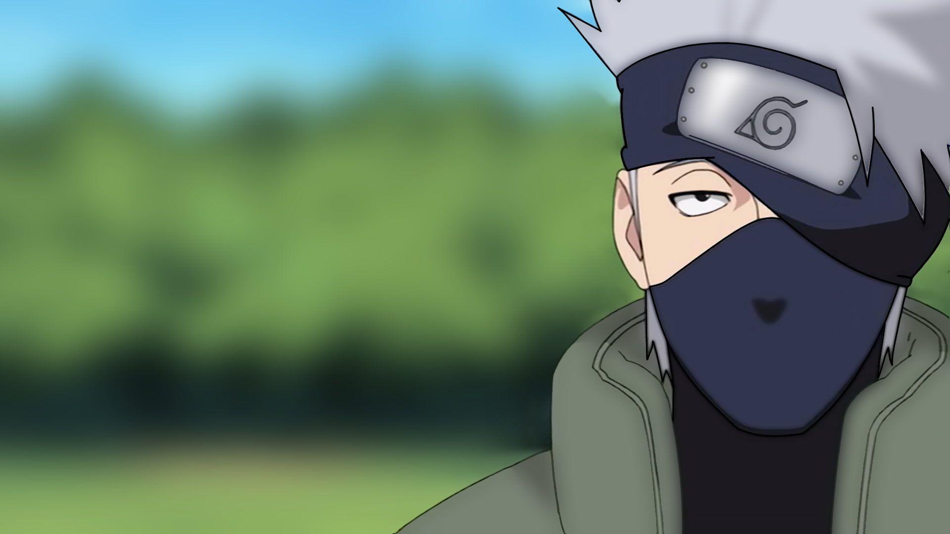 Hatake Kakashi Naruto Shippuuden 1080p Wallpaper Hdwallpaper Desktop Kakashi Naruto Naruto Wallpaper
