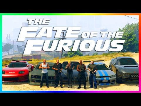 Cool Gta Online Fast And Furious 8 Special Fate Of The Furious Super Cars Best Gta 5 Vehicles More Fate Of The Furious Super Cars The Furious