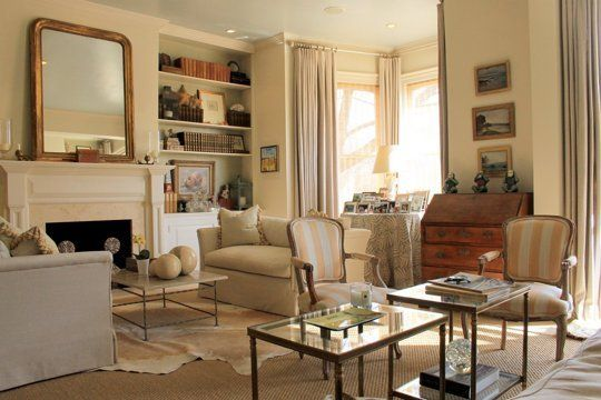 Color confidence 10 easy to live with living room paint - Easy painting ideas for living room ...