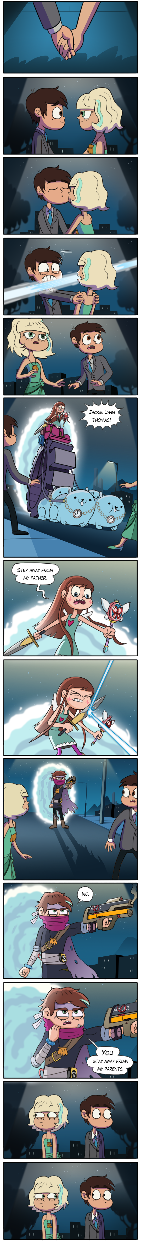 star vs the forces of evil ship war au part 1 star vs forces of
