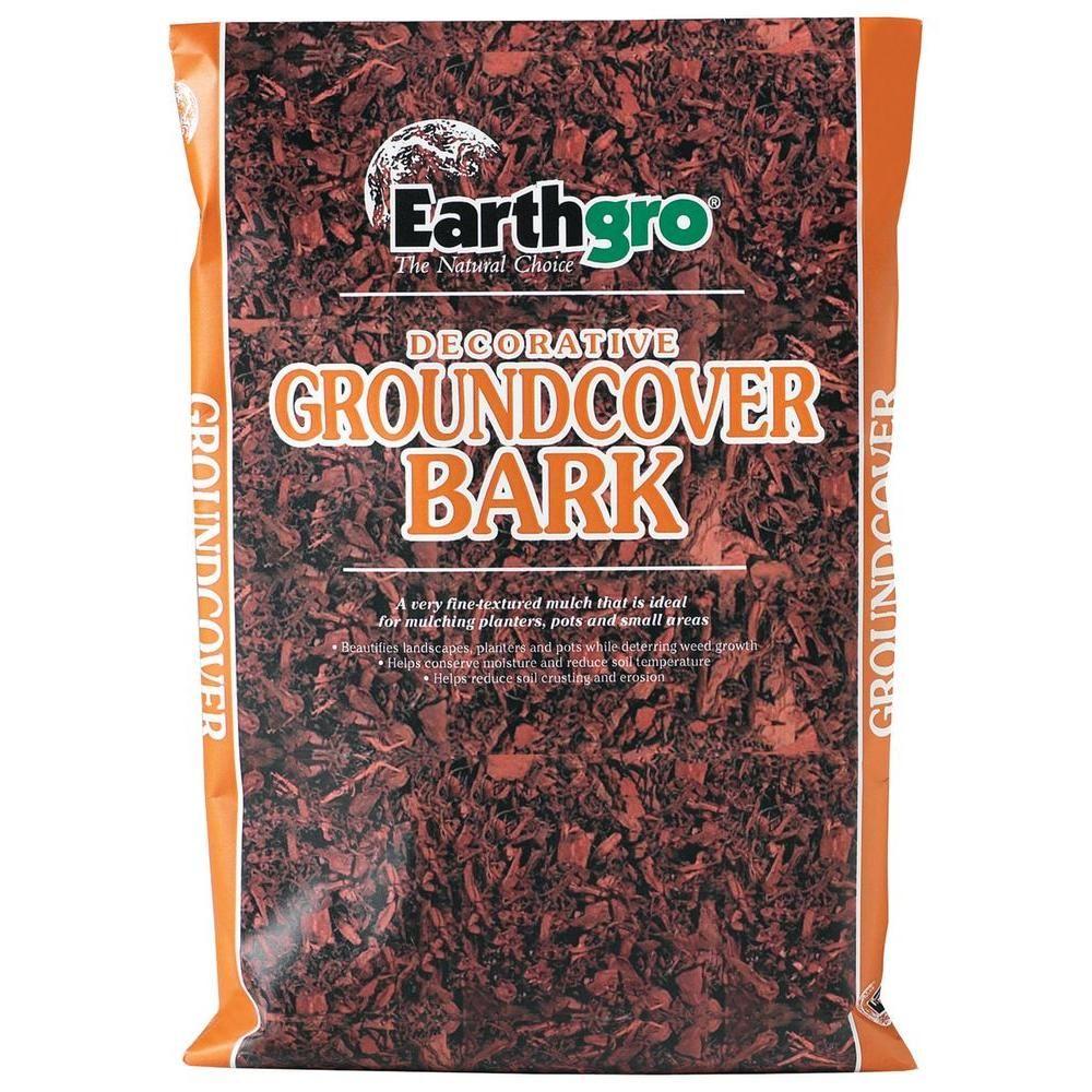 Earthgro 2 Cu Ft Groundcover Bark