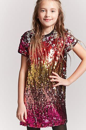 24++ Kids sequin dress ideas