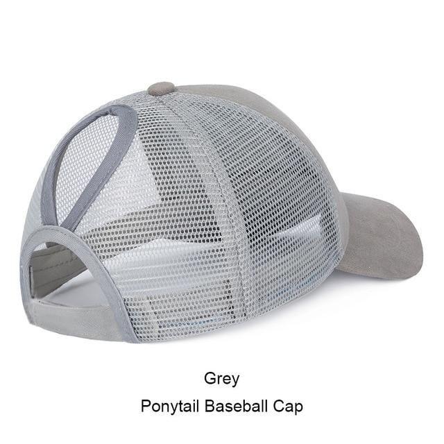 47286a6c7 Glitter Ponytail Baseball Sun Cap in 2019 | Hair | Snapback hats ...