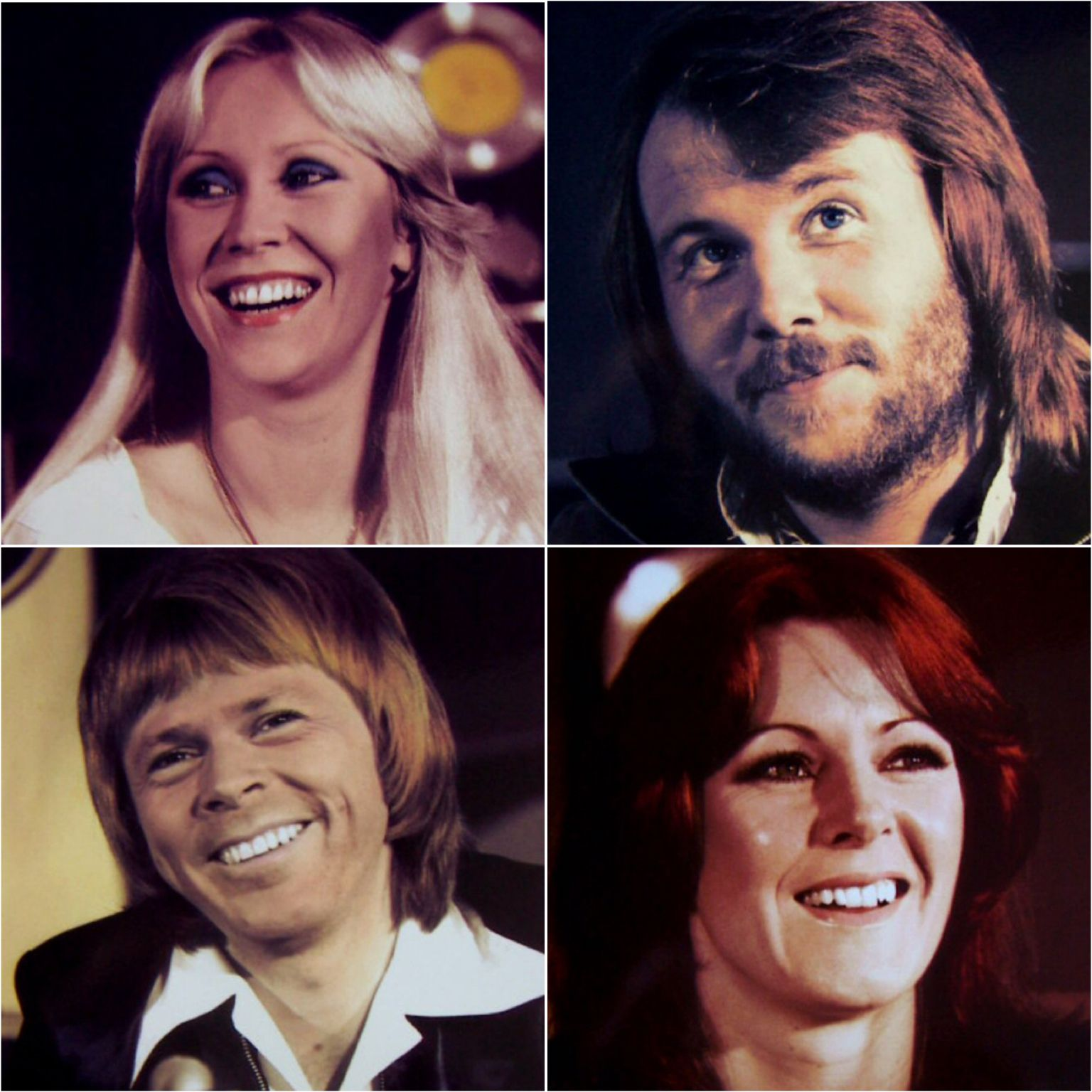 Which ABBA members were married to each other and are they still married