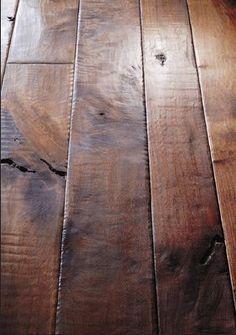 Dark Ceramic Tile Wood Plank   Colorado Flooring Options: Wide Plank Wood  Flooring   Colorado