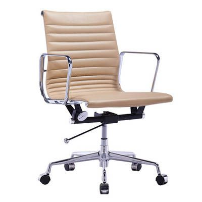 Eames Leather Replica Management Office Chair By Milan Direct Get It Now Or Find More Shop All Leather Office Chair Office Chair Design Office Chair