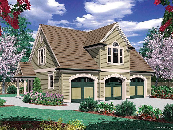 3 car - eyebrow doors carriage house garage doors - pick better