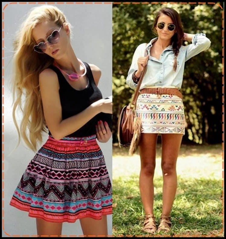 Moda étnica...
