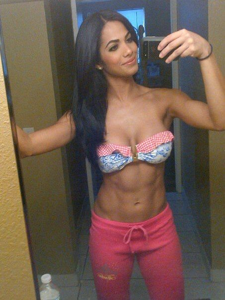Wow.. Abs. Sexy