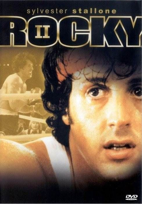 Плакаты из 90-х годов фото   Rocky ii, Full movies online ...