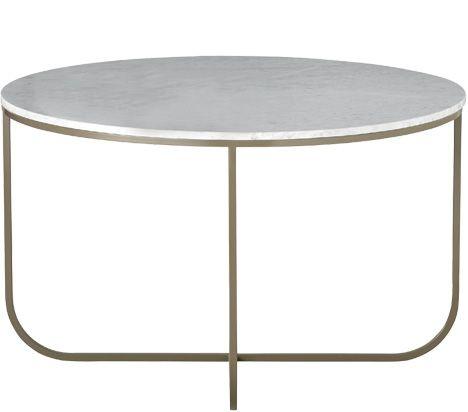 Asplund Tati marble table / designed by Broberg & Ridderstråle // Diam. 120 cm x h 72 cm, 14.669 kr. (CasaShop).