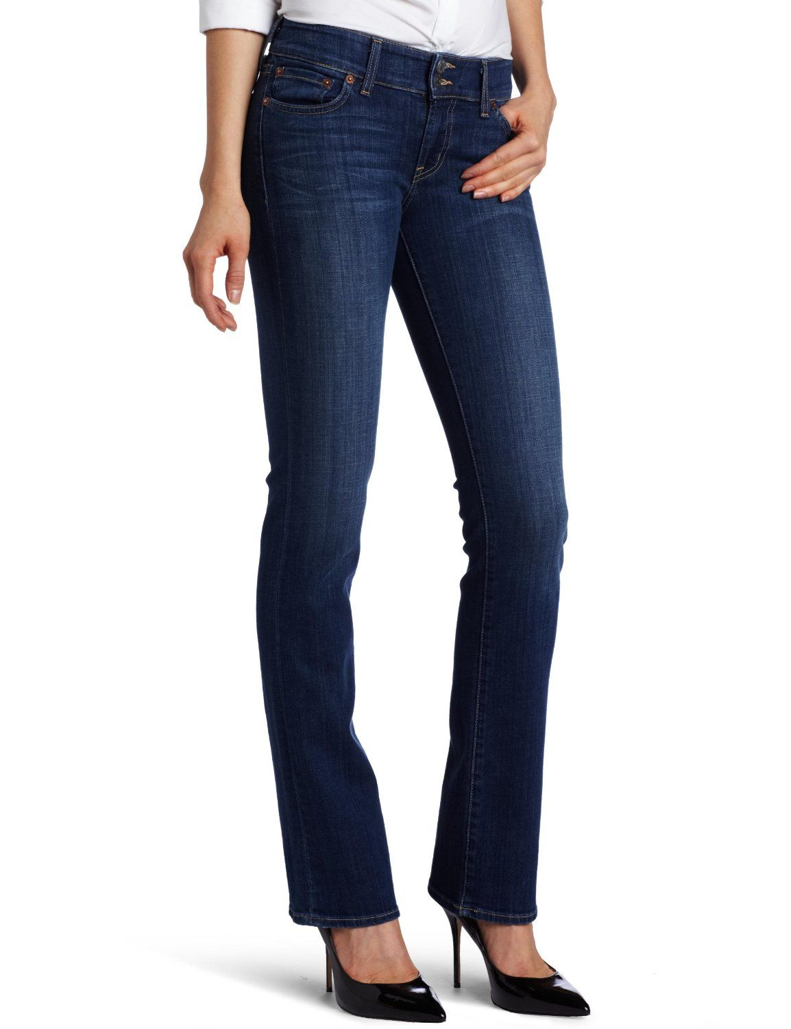 Red Engine Womens Firebrand Curvy Fit Jean