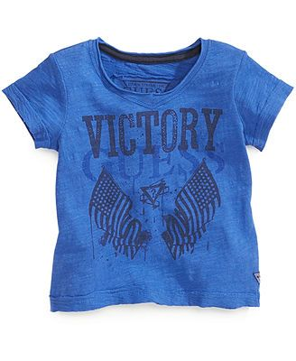GUESS Baby Boys' Victory Tee