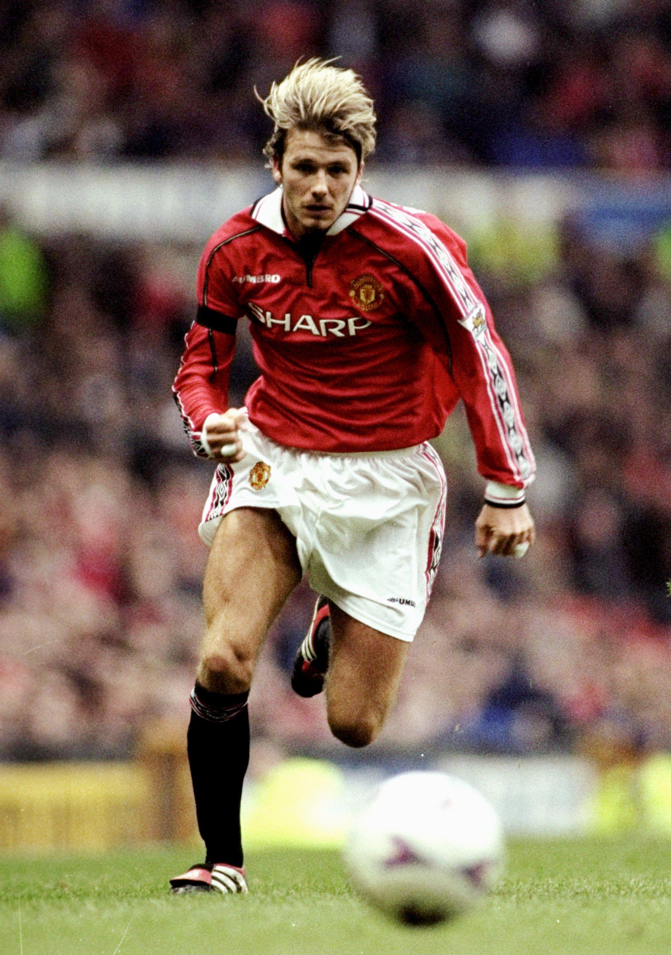 david beckham - adidas predator mania 2002 | theadidaspredator