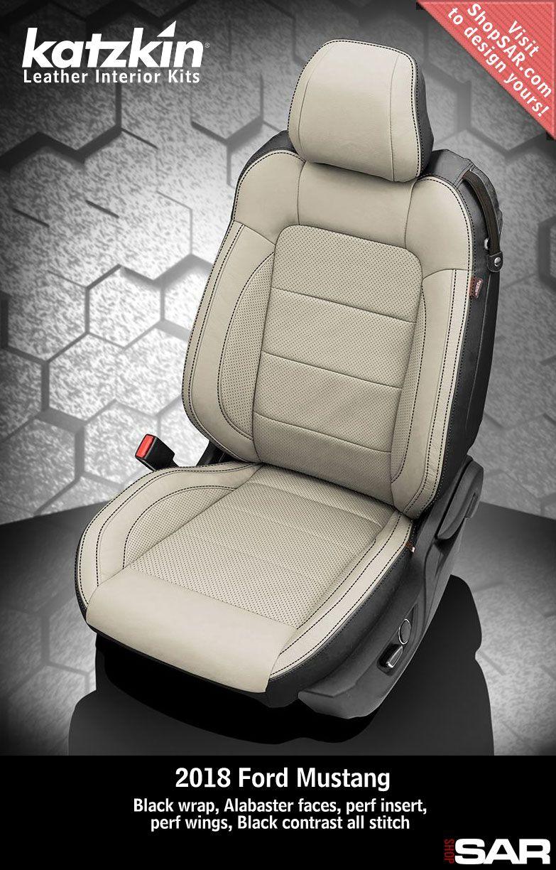Katzkin Custom Leather Auto Interiors Leather Seat Covers Leather Seat Covers Leather Leather Seat