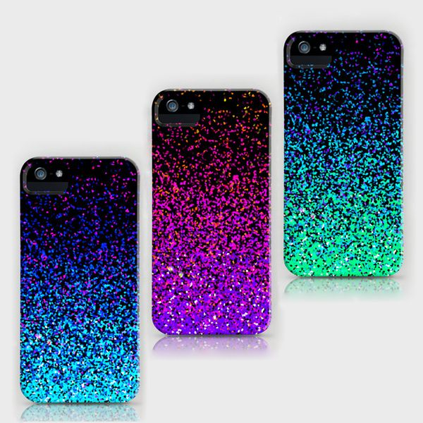 Celebrate series phone cases i like blue and green one for Mobile case diy