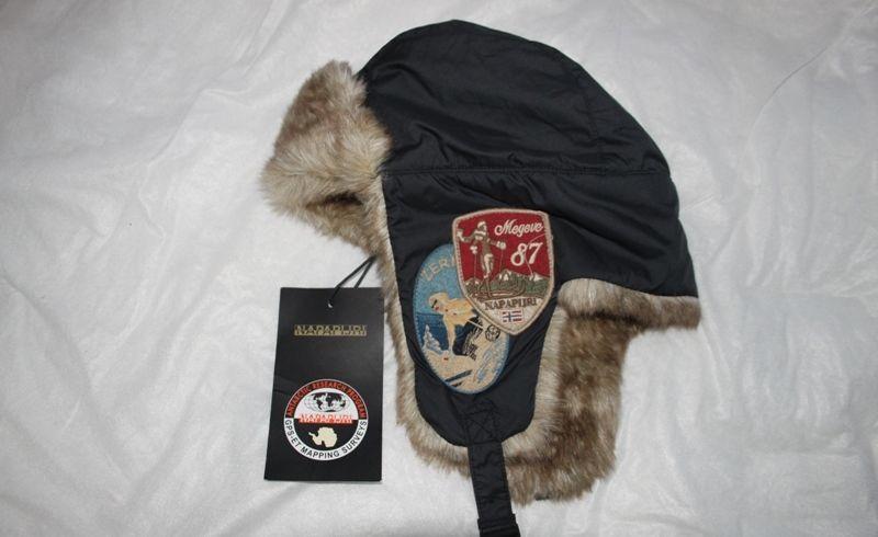 ski hat womens one size original Napapijri