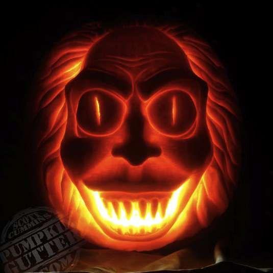Figuras originales de calabaza para Halloween Proyectos que