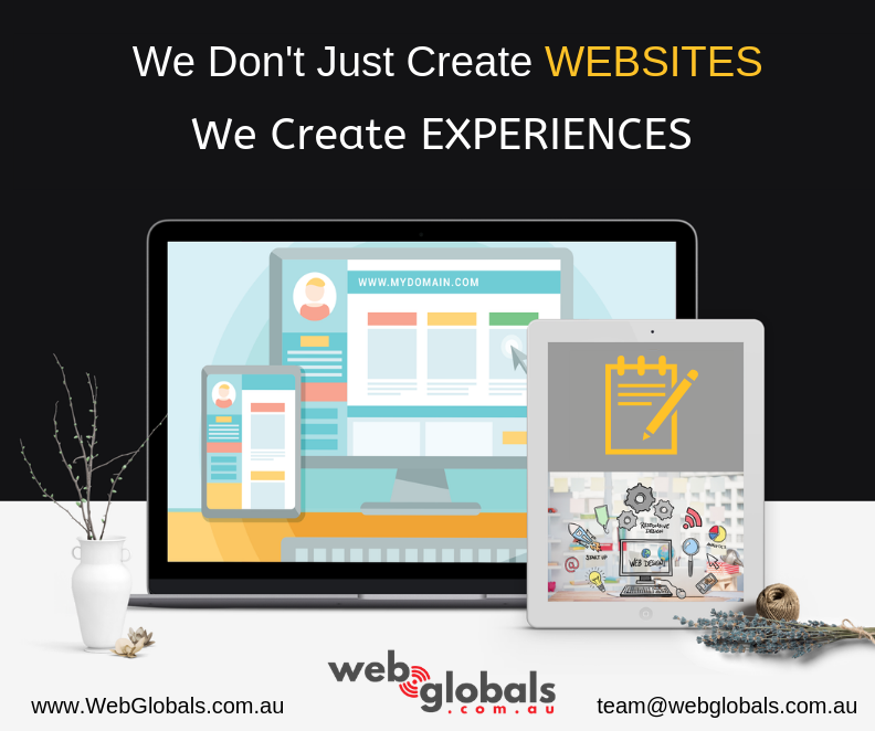 We Don T Just Create Website Website Design Company Web Development Design Professional Web Design