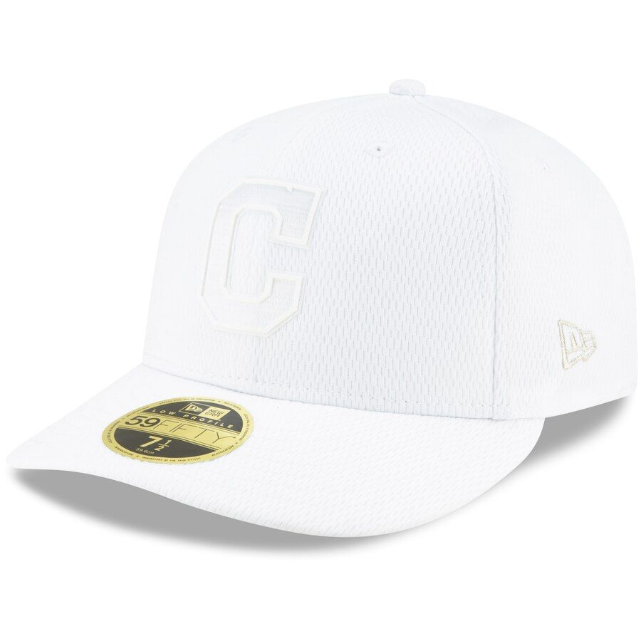 excellent quality premium selection save off Men's Cleveland Indians New Era White 2019 Players' Weekend On ...