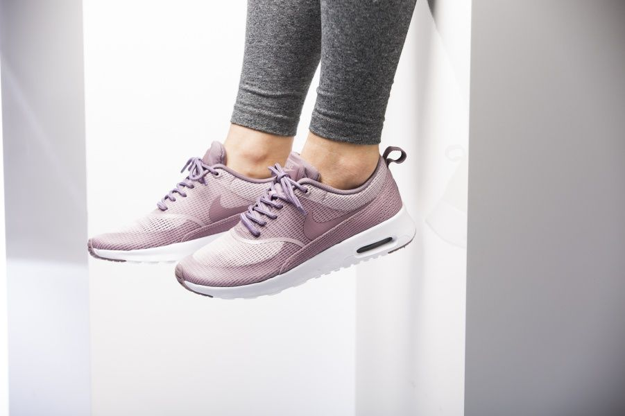 sneakers nike air max thea damen farbe rosa\/pink weisswurst