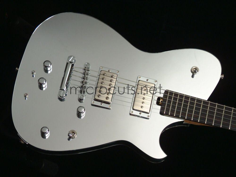 Muse Mirror Guitar ~ Manson Custom Guitars